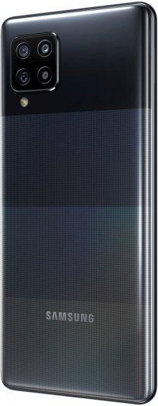 Samsung Galaxy A42 5G-Android-puhelin 128 Gt Dual-SIM, musta, kuva 4
