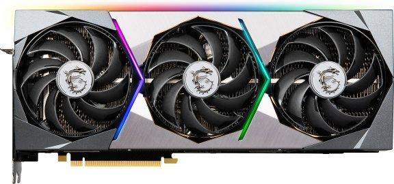MSI GeForce RTX 3090 SUPRIM X 24G -näytönohjain PCI-e-väylään, kuva 6