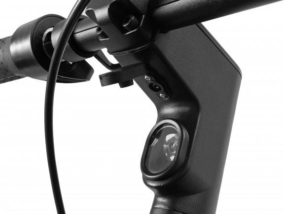 E-Way E-600 max -sähköpotkulauta, musta, kuva 8