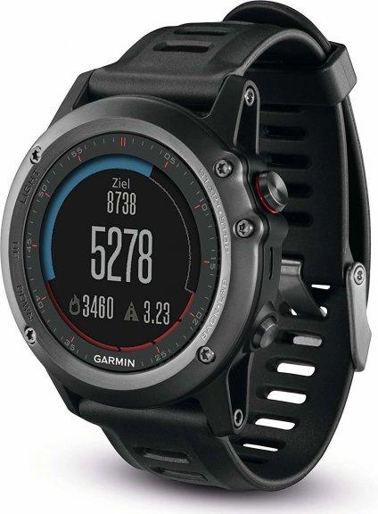 Garmin fenix 3 GPS urheilu- älykello, Harmaa, kuva 3