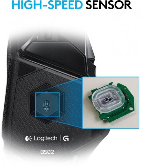 Logitech G502 Spectrum -hiiri, kuva 8