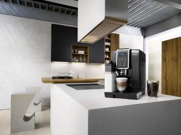 DeLonghi Dinamica ECAM350.55.B -kahviautomaatti, kuva 4