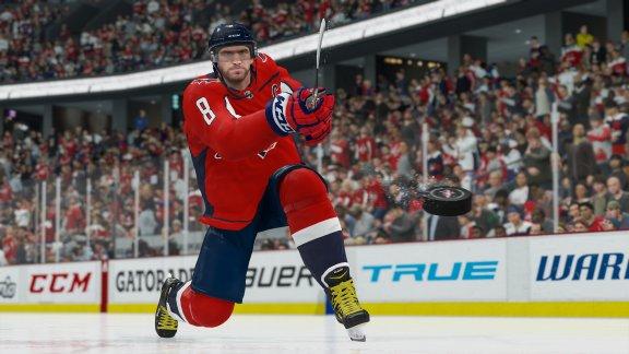 NHL 21 -peli, PS4, kuva 3