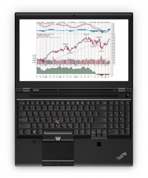 """Lenovo ThinkPad P50 15,6"""" -kannettava, Win 7 Pro, kuva 8"""