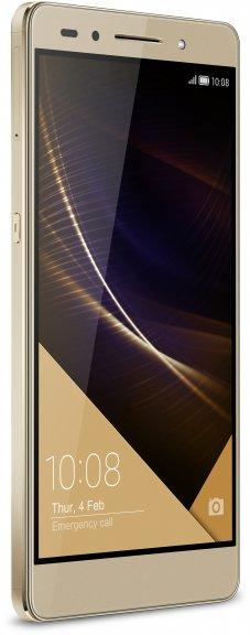 Honor 7 Premium Dual-SIM -Android-puhelin, 32 Gt, kulta