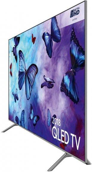"Samsung QE55Q6FN 55"" Smart 4K Ultra HD LED -televisio, kuva 3"