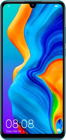 Huawei P30 Lite -Android-puhelin 128/4 Gt, Dual-SIM, revontuli, kuva 3