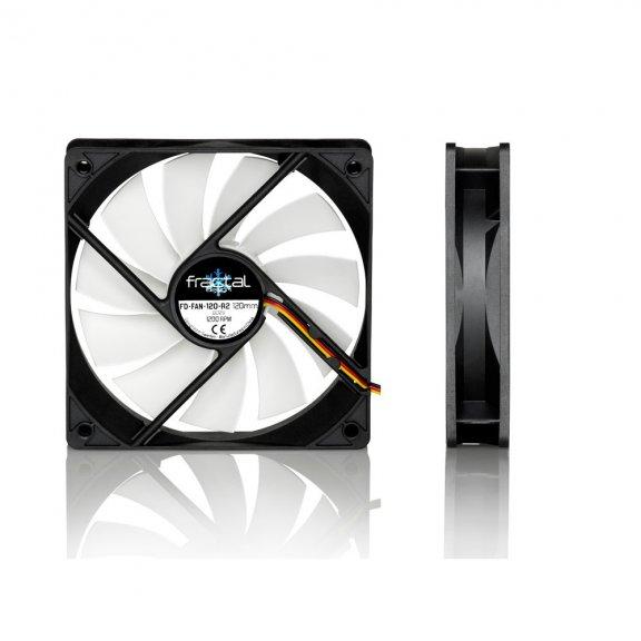 Fractal Design Silent Series R2 120MM kotelotuuletin