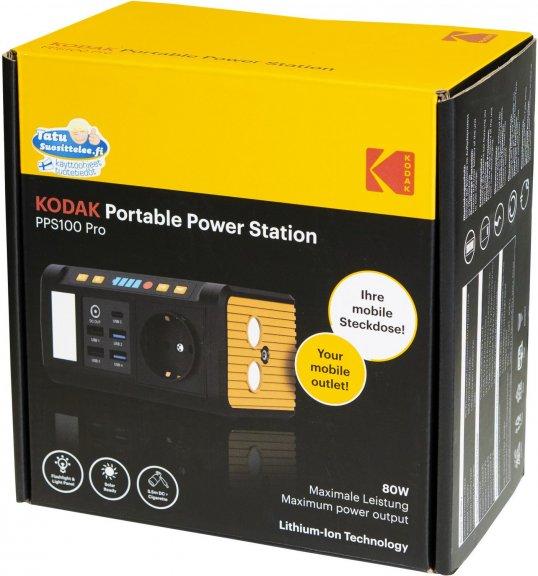 Kodak PPS100 Pro -varavirtalähde, kuva 2