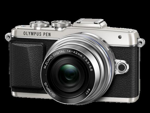 Olympus PEN E-PL7 hopea + 14-42 mm EZ objektiivi, kuva 7