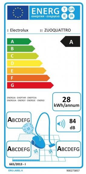 Electrolux UltraOne Quattro pölynimuri, kuva 4