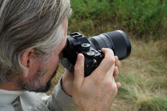Sony α7s II -mikrojärjestelmäkamera, runko, kuva 5
