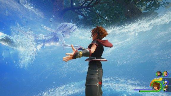 Kingdom Hearts 3 - Deluxe Edition -peli, PS4, kuva 4