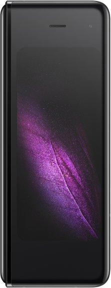 Samsung Galaxy Fold -Android-puhelin, 512 Gt, Cosmos Black, kuva 5