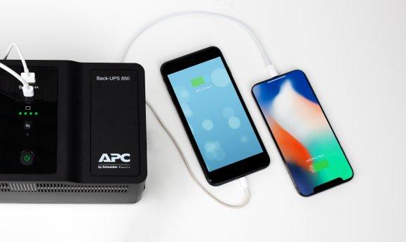 APC Back-UPS BE BE850G2-GR - UPS, kuva 7
