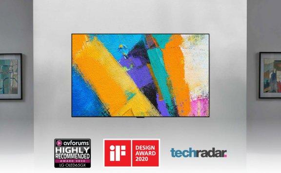 "LG OLED65GX 65"" 4K Ultra HD OLED -televisio, kuva 3"