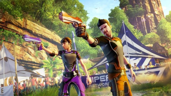 Kinect Sports Rivals (Kinect) -peli, Xbox One, kuva 6