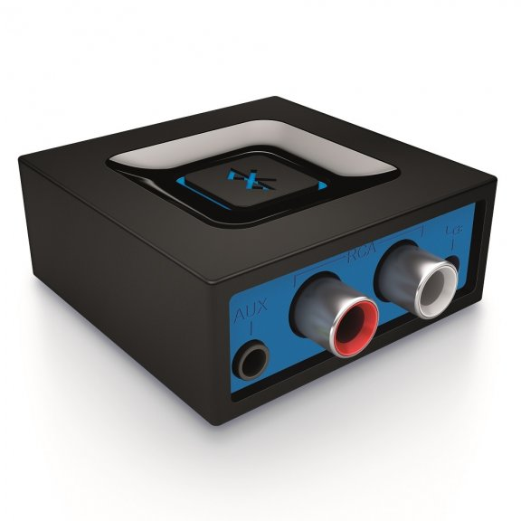 Logitech Bluetooth Audio Adapter -Bluetooth-audiovastaanotin