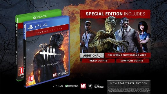 Dead by Daylight - Special Edition -peli, PS4, kuva 2