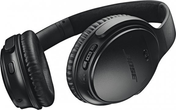 Bose QuietComfort 35 II -Bluetooth-vastamelukuulokkeet, musta, kuva 3