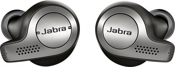 Jabra Elite 65t -Bluetooth-kuulokkeet, musta