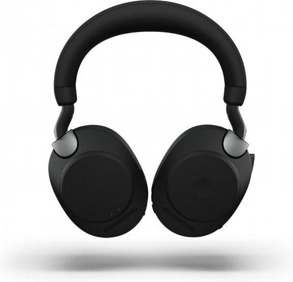 Jabra Evolve2 85 LINK380C MS -langaton headset vastamelutoiminnolla, musta, kuva 5