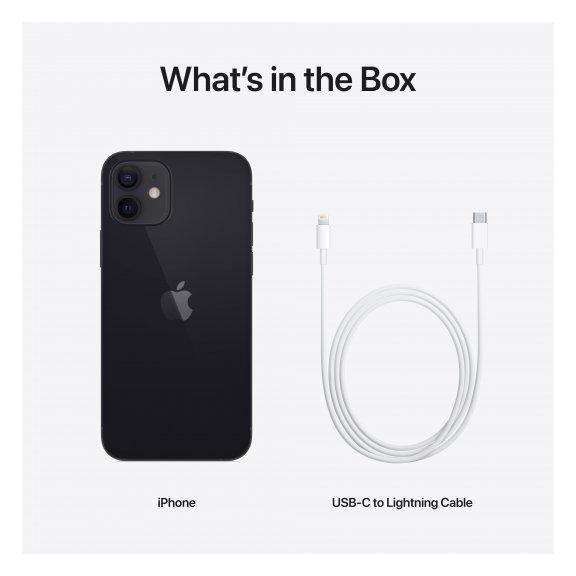 Apple iPhone 12 128 Gt -puhelin, musta, MGJA3, kuva 8