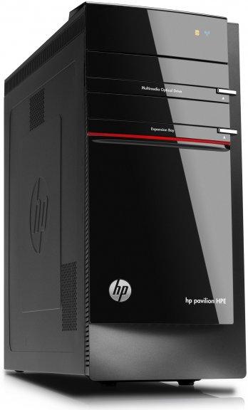 HP Pavilion h8-1125sc Core i5-2320/10 GB/2x500 GB/GeForce GTX 550 Ti 1 GB/Windows 7 Home Premium 64-bit -pöytäkone ilman näyttöä