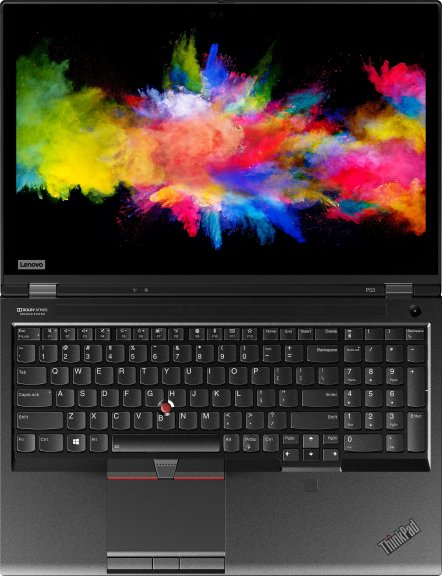 """Lenovo ThinkPad P53 15,6"""" -kannettava, Win 10 Pro, kuva 3"""