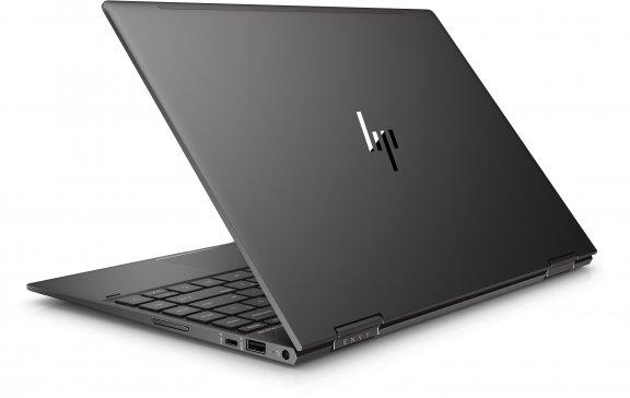 """HP Envy x360 13-ag0001no 13,3"""" -kannettava, Win 10, Tuhkanhopea, kuva 8"""