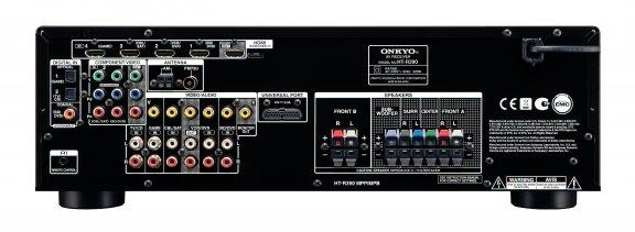 Onkyo HT-S3405, 5.1-kanavainen kotiteatterijärjestelmä, väri musta, kuva 2