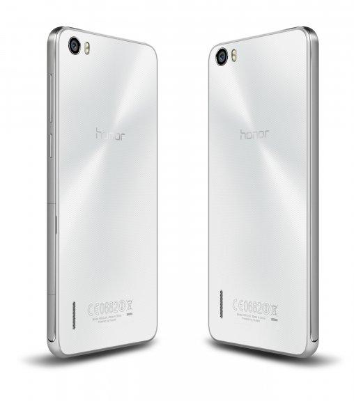 """Honor 6 5"""" Android-puhelin, valkoinen, kuva 2"""