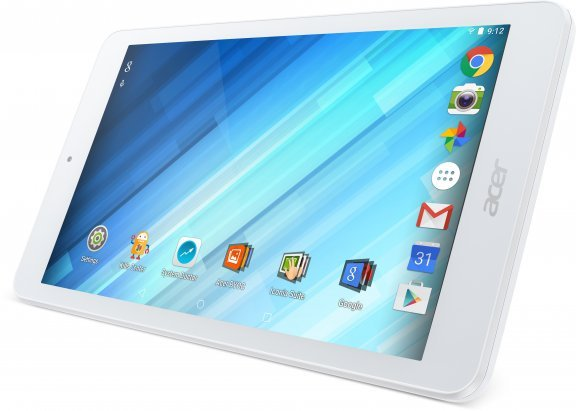"""Acer Iconia B1-850 8"""" 16 Gt Wi-Fi Android 5.1 -tablet, valkoinen, kuva 4"""