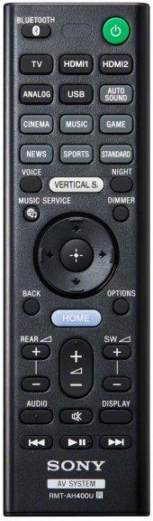 Sony HT-ZF9 3.1 Dolby Atmos Soundbar -äänijärjestelmä langattomalla bassokaiuttimella, kuva 7