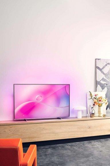 "Philips 55PUS9104 55"" Smart Android 4K Ultra HD LED -televisio, kuva 4"