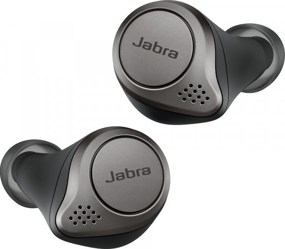 Jabra Elite 75t -Bluetooth-kuulokkeet, musta/titaani