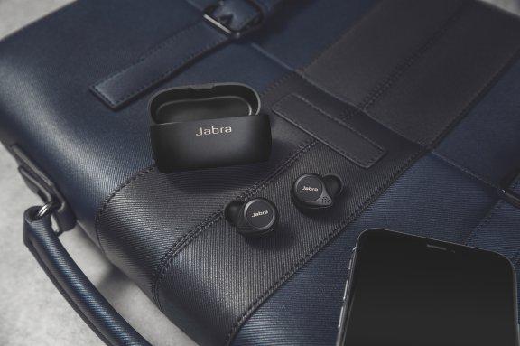 Jabra Elite 75t -Bluetooth-kuulokkeet, musta, kuva 5