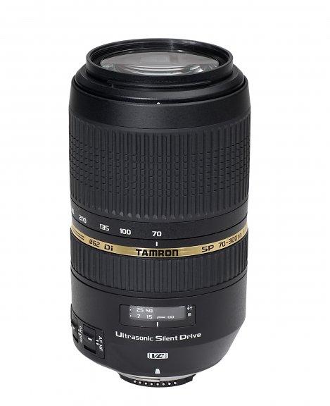 Tamron SP 70-300mm F4-5.6 Di VC USD zoomobjektiivi, Nikon
