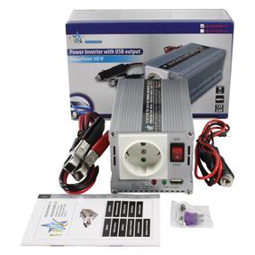 HQ 300W invertteri, 12 V -> 230 V + USB-virta, kuva 2