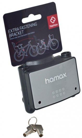 Hamax -lukittava lisäkiinnikepala