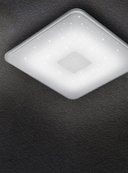 Trio Samurai -LED-plafondi, 42,5 cm, 21,5 W, kuva 2