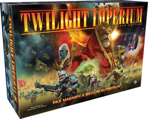 Twilight Imperium -lautapeli, 4th Edition