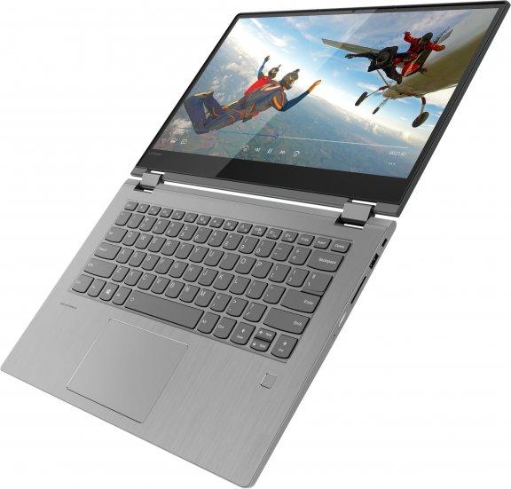 """Lenovo Yoga 530 14"""" -kannettava, Win 10, musta, kuva 9"""