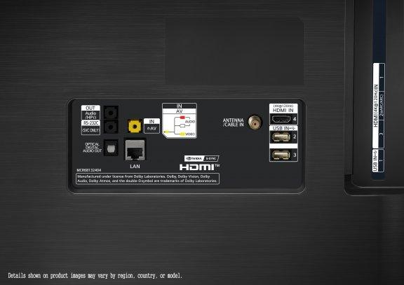 "LG OLED65CX 65"" 4K Ultra HD OLED -televisio, kuva 11"