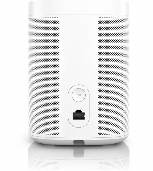 Sonos One Gen2 -älykaiutin, valkoinen, kuva 5