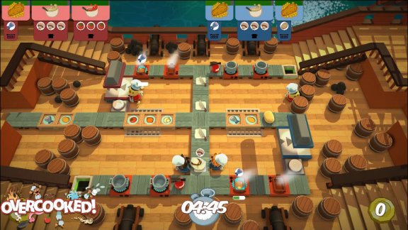 Overcooked: All You Can Eat -peli, PS5, kuva 4