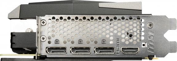 MSI GeForce RTX 3080 GAMING X TRIO 10G -näytönohjain PCI-e-väylään, kuva 3
