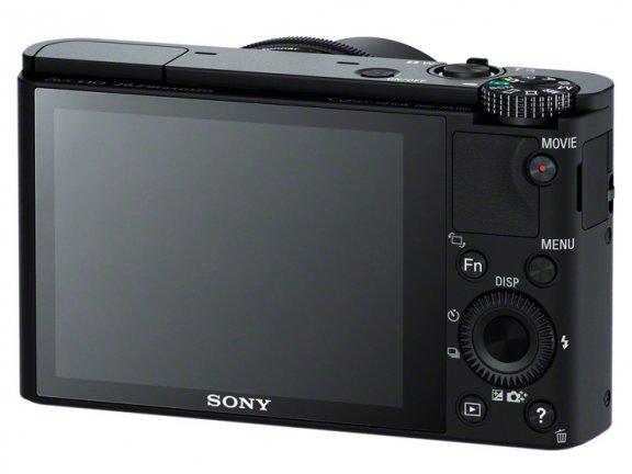 Sony DSC-RX100 digikamera, kuva 3