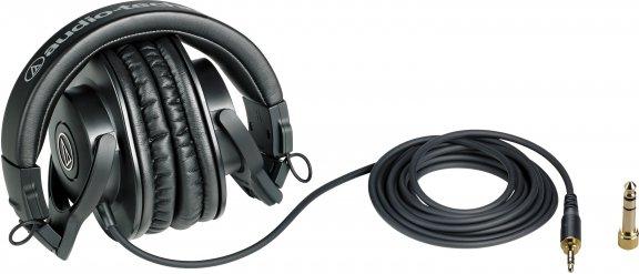 Audio-Technica ATH-M30x -studiomonitorikuulokkeet, kuva 2