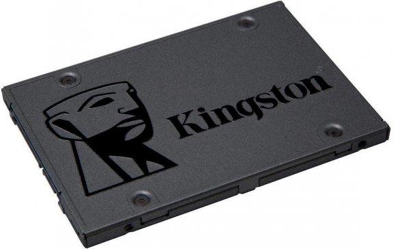 "Kingston A400 960 Gt SATA3 2,5"" -SSD-levy"